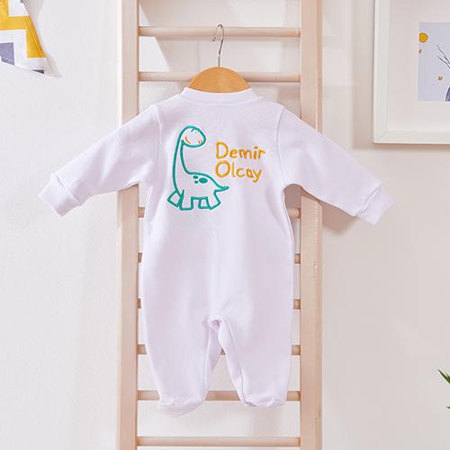 İsimli Bebek Tulum Takımları